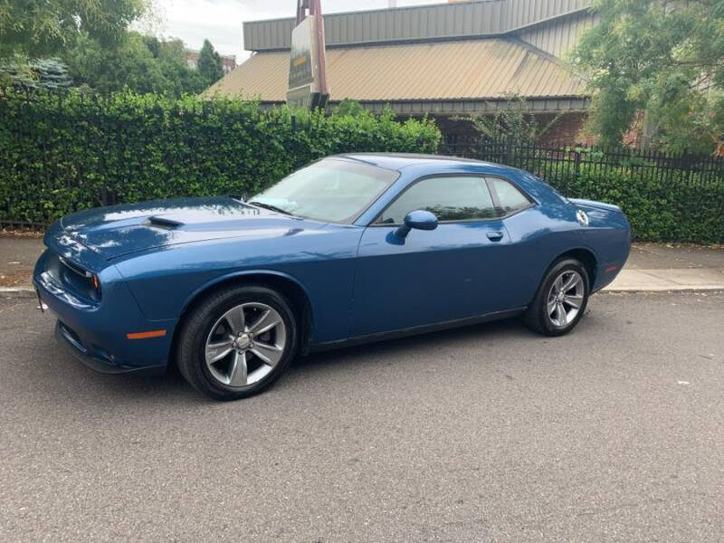 2021 Dodge Challenger for sale at Sylhet Motors in Jamaica NY