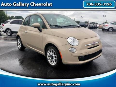 2012 FIAT 500 for sale at Auto Gallery Chevrolet in Commerce GA