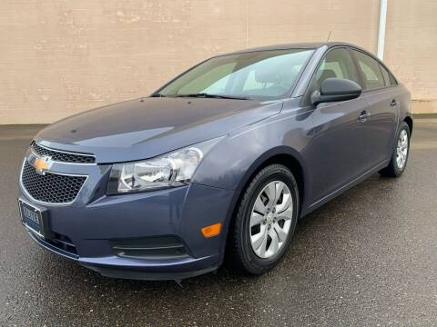 2013 Chevrolet Cruze for sale at ELITE MOTORWORKS in Portland OR