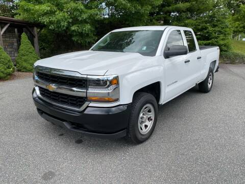 2017 Chevrolet Silverado 1500 for sale at Highland Auto Sales in Boone NC