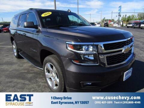 2016 Chevrolet Suburban for sale at East Syracuse Performance Sales & Service in Syracuse NY