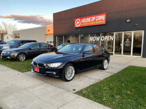 2015 BMW 3 Series for sale at HOUSE OF CARS CT in Meriden CT