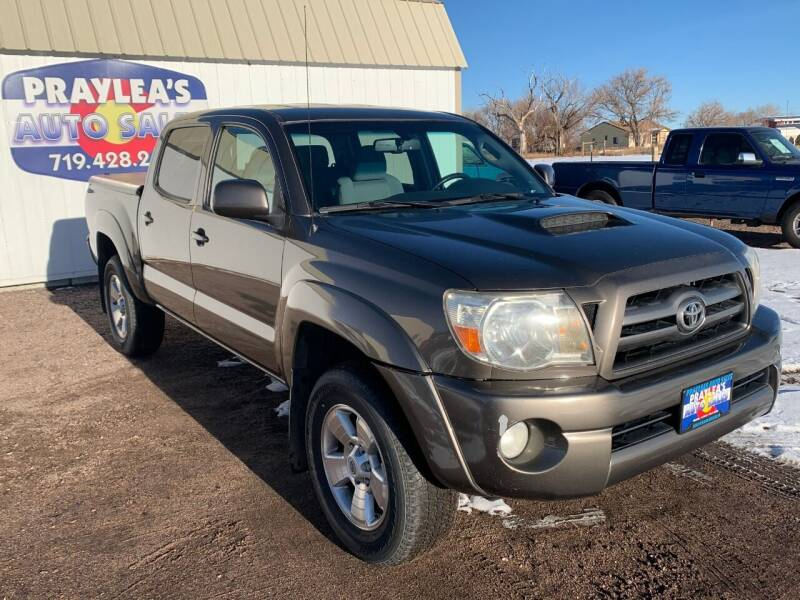 2009 Toyota Tacoma for sale at Praylea's Auto Sales in Peyton CO
