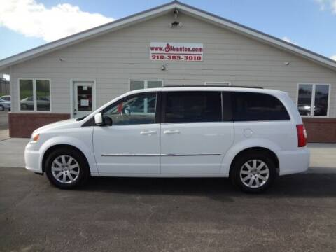 2014 Chrysler Town and Country for sale at GIBB'S 10 SALES LLC in New York Mills MN