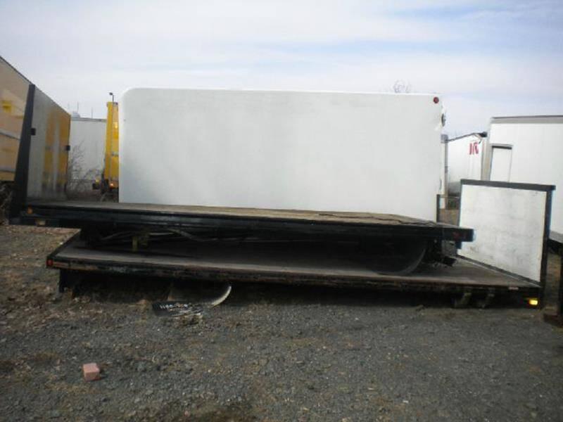 2014 Truck Bodies npr  - Hartford CT