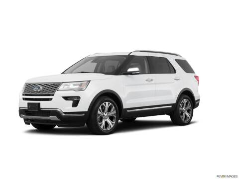 2018 Ford Explorer for sale at West Motor Company in Preston ID