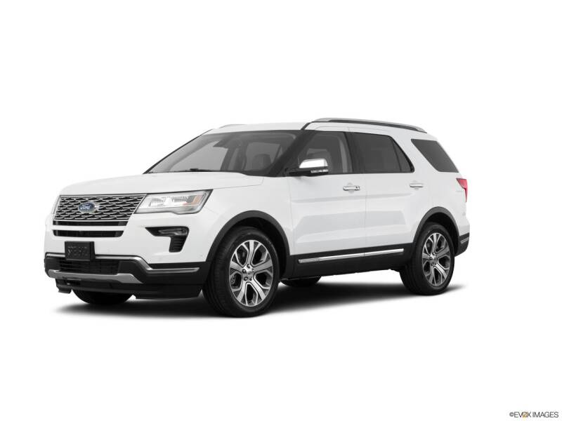 2018 Ford Explorer for sale at West Motor Company in Hyde Park UT