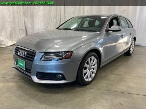 2010 Audi A4 for sale at Green Light Auto Sales LLC in Bethany CT