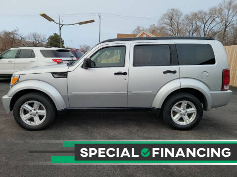 2007 Dodge Nitro for sale at Oak Street Auto DBA Truck 'N Auto Brokers in Pocatello ID