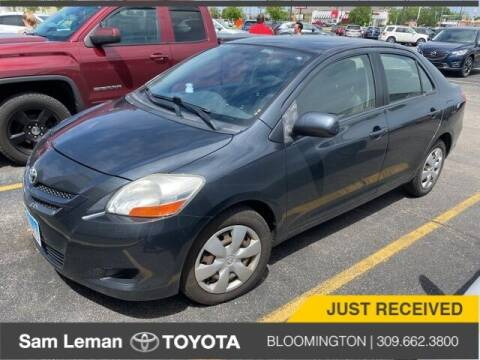 2007 Toyota Yaris for sale at Sam Leman Toyota Bloomington in Bloomington IL