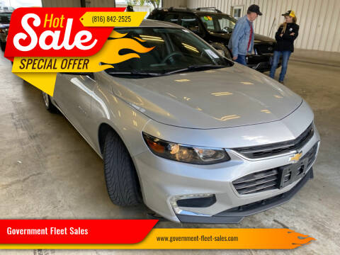 2016 Chevrolet Malibu for sale at Government Fleet Sales in Kansas City MO