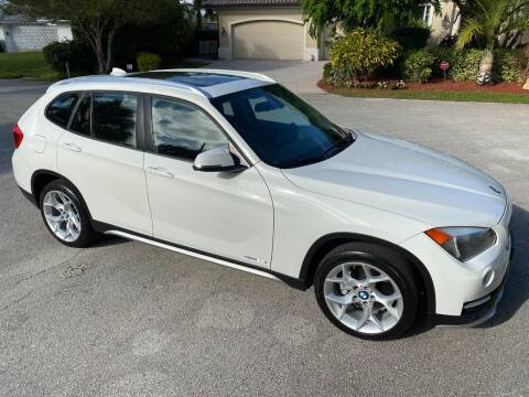 2015 BMW X1 for sale at Exceed Auto Brokers in Pompano Beach FL