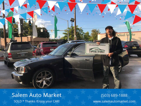 2010 Dodge Charger for sale at Salem Auto Market in Salem OR
