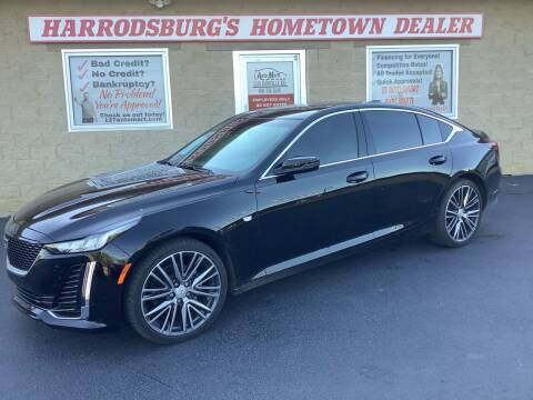 2021 Cadillac CT5 for sale at Auto Martt, LLC in Harrodsburg KY