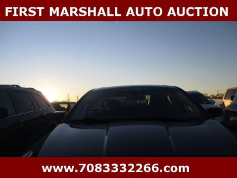 2011 Ford Taurus for sale at First Marshall Auto Auction in Harvey IL