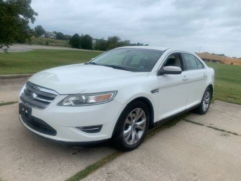 2012 Ford Taurus for sale at Xtreme Auto Mart LLC in Kansas City MO