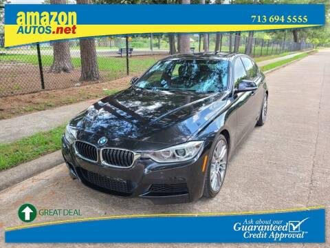 2013 BMW 3 Series for sale at Amazon Autos in Houston TX
