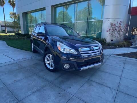 2013 Subaru Outback for sale at Top Motors in San Jose CA