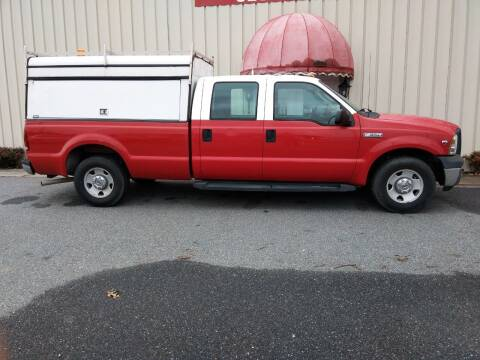 2006 Ford F-350 Super Duty for sale at Bethlehem Auto Sales LLC in Hickory NC