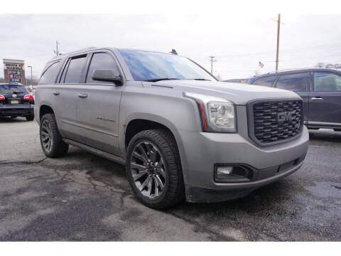 2018 GMC Yukon for sale at Classified pre-owned cars of New Jersey in Mahwah NJ