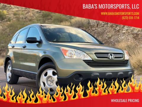2007 Honda CR-V for sale at Baba's Motorsports, LLC in Phoenix AZ