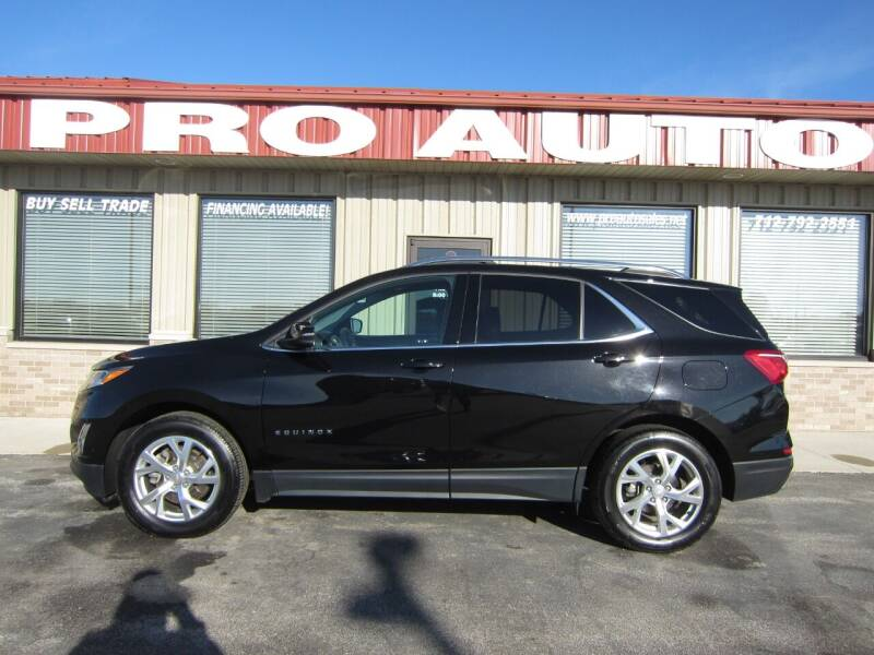 2019 Chevrolet Equinox for sale at Pro Auto Sales in Carroll IA