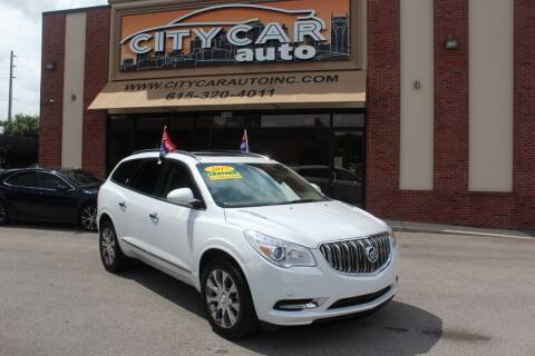 2017 Buick Enclave for sale at CITY CAR AUTO INC in Nashville TN