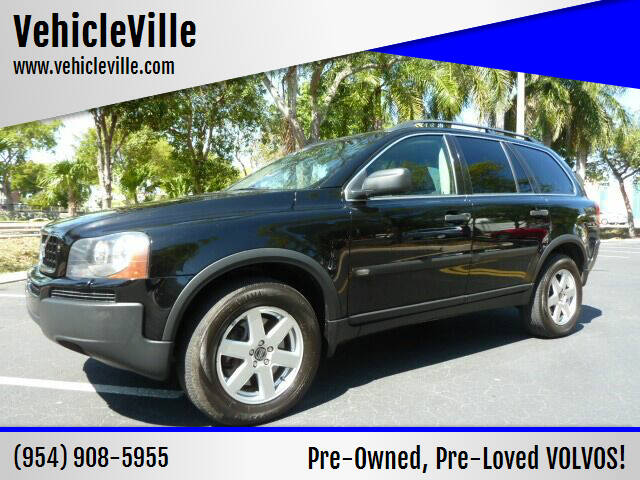 2006 Volvo XC90 for sale at VehicleVille in Fort Lauderdale FL