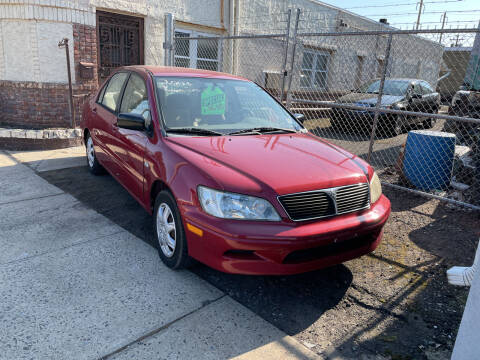 2003 Mitsubishi Lancer for sale at Frank's Garage in Linden NJ