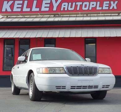 2000 Mercury Grand Marquis for sale at Kelley Autoplex in San Antonio TX