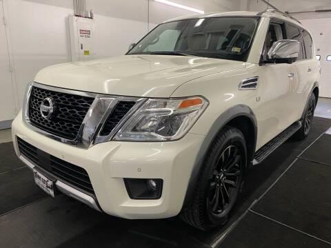 2018 Nissan Armada for sale at TOWNE AUTO BROKERS in Virginia Beach VA