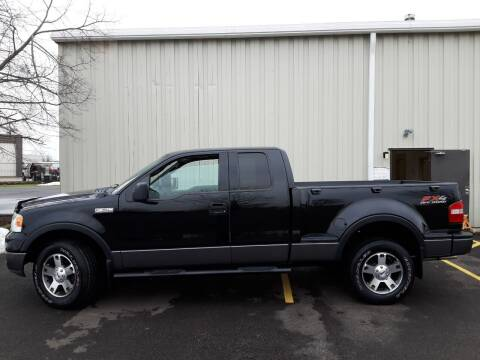 2004 Ford F-150 for sale at C & C Wholesale in Cleveland OH