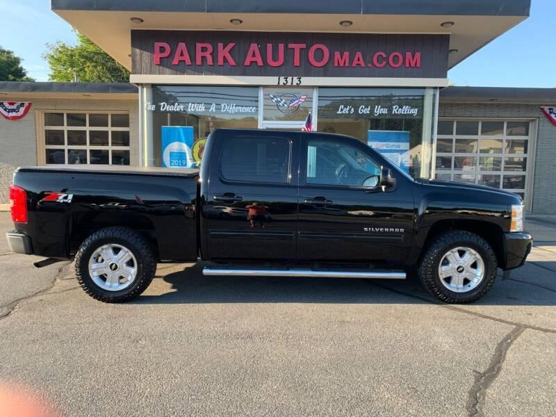 2012 Chevrolet Silverado 1500 for sale at Park Auto LLC in Palmer MA