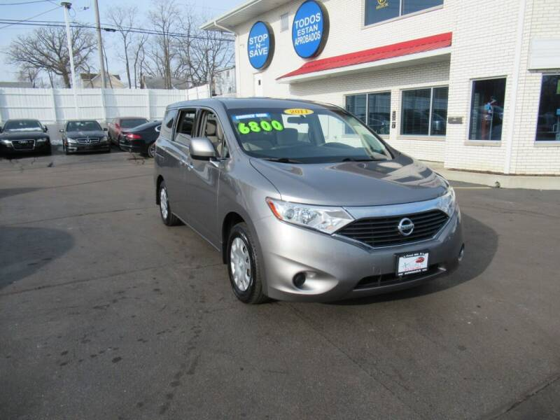 2011 Nissan Quest for sale at Auto Land Inc in Crest Hill IL