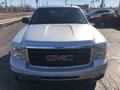 2011 GMC Sierra 1500 for sale at Discovery Auto Sales in New Lenox IL