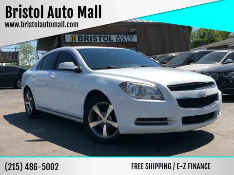 2011 Chevrolet Malibu for sale at Bristol Auto Mall in Levittown PA