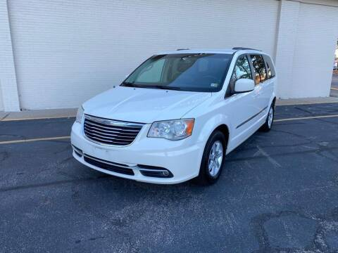 2012 Chrysler Town and Country for sale at Carland Auto Sales INC. in Portsmouth VA