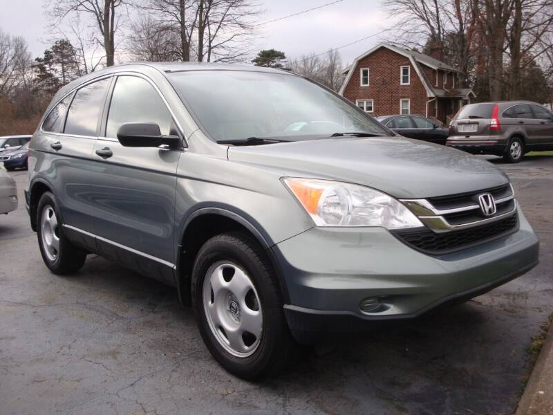 2011 Honda CR-V for sale at Jay's Auto Sales Inc in Wadsworth OH