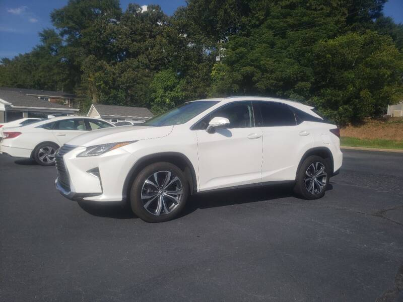 2017 Lexus RX 350 for sale at Nodine Motor Company in Inman SC