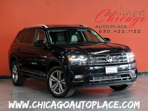 2019 Volkswagen Atlas for sale at Chicago Auto Place in Bensenville IL