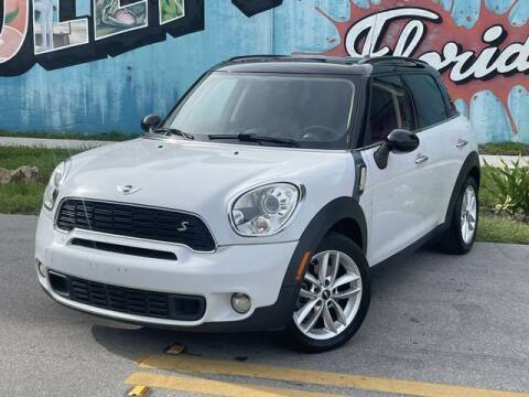 2014 MINI Countryman for sale at Palermo Motors in Hollywood FL