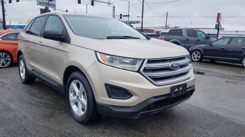 2018 Ford Edge for sale at Seattle's Auto Deals in Everett WA