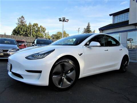 2018 Tesla Model 3 for sale at Top Tier Motorcars in San Jose CA