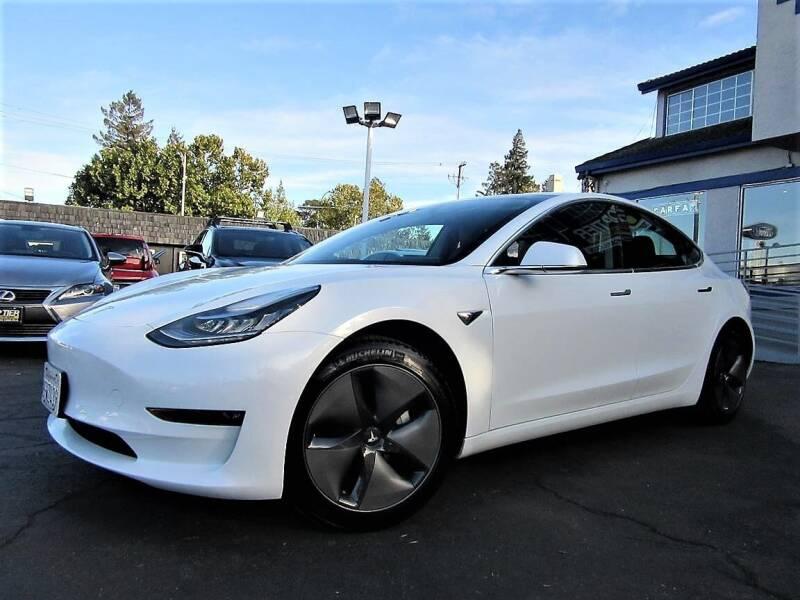 2018 Tesla Model 3 for sale at Top Tier Motorcars in San Jose CA