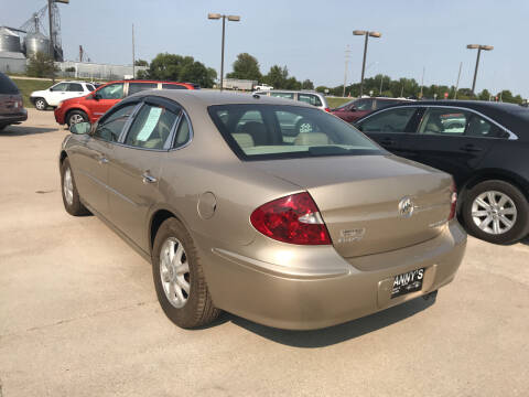 2005 Buick LaCrosse for sale at Lanny's Auto in Winterset IA