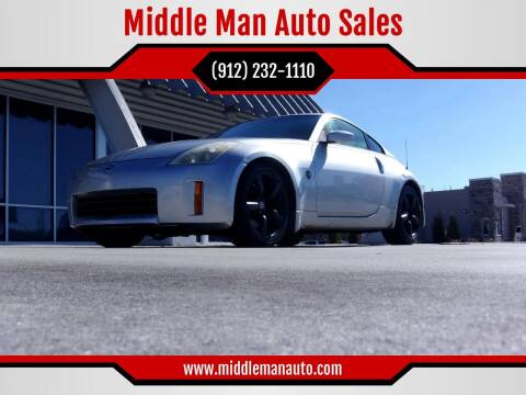 2006 Nissan 350Z for sale at Middle Man Auto Sales in Savannah GA