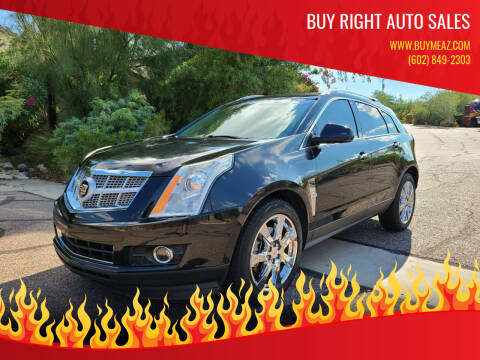 2012 Cadillac SRX for sale at BUY RIGHT AUTO SALES 2 in Phoenix AZ
