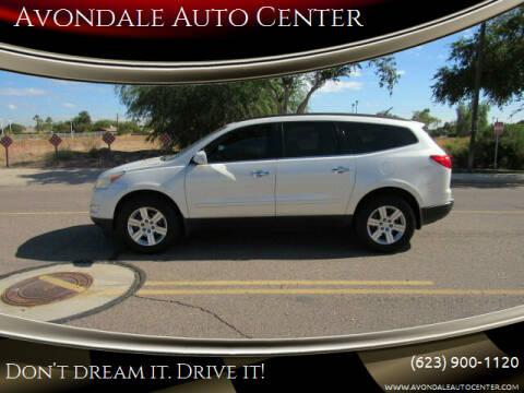 2011 Chevrolet Traverse for sale at Avondale Auto Center in Avondale AZ