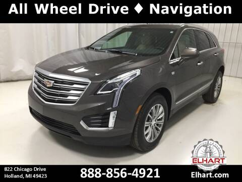 2019 Cadillac XT5 for sale at Elhart Automotive Campus in Holland MI