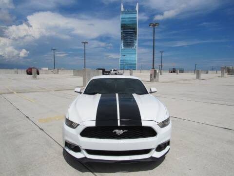 2017 Ford Mustang for sale at United Auto Center in Davie FL